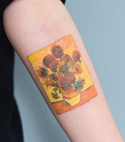 Zihee, l'artiste qui transforme les tatouages en oeuvre d'art ou l'inverse ?