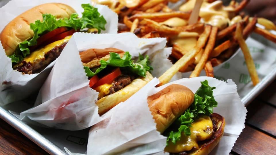 fast-food vegan