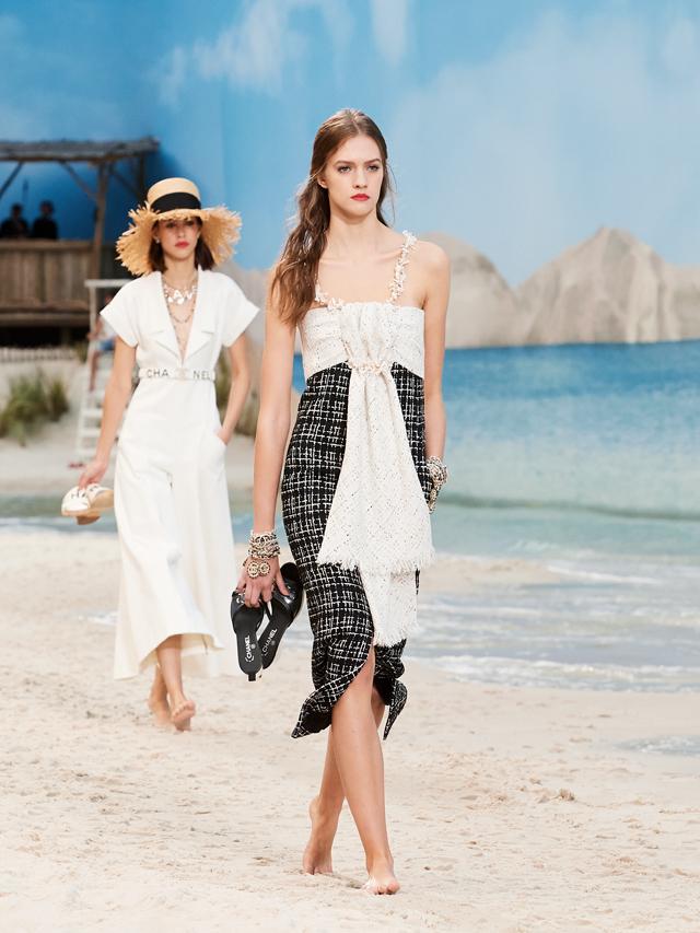 Chanel et les filles du bord de mer - 4