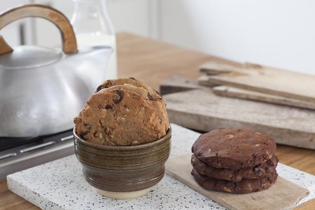 Les douceurs d'Halloween : Dandoy nous fait le coup des cookies, et autres tentations 100% belges - 1