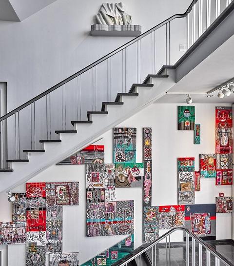 L'art et la matière au MoMu