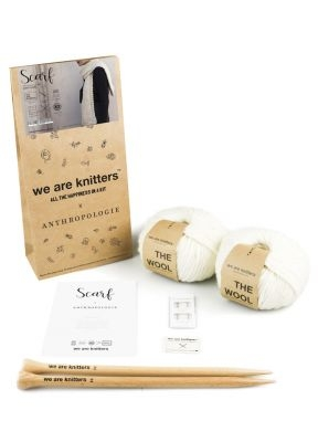 We Are Knitters – Scarf kit