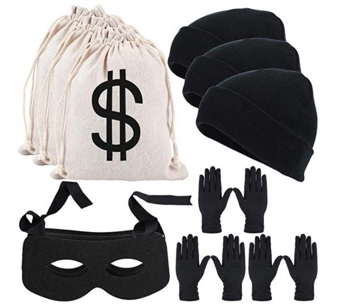kit accessoires du voleur