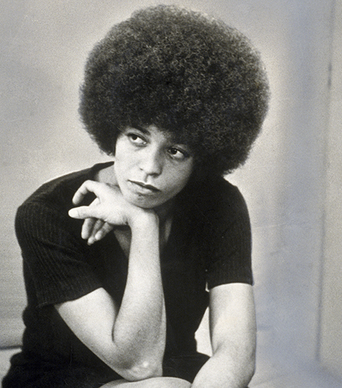 Qui était Angela Davis, femme, noire et libre ?