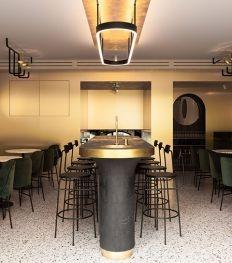 The Wine Club, le nouveau repère où voir et être vu