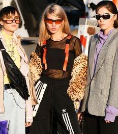 C'est comment la mode, en Russie?