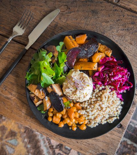 Le livre de recettes healthy pour celles qui détestent les régimes