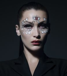 Dior imagine un maquillage dark mais glamour pour Halloween