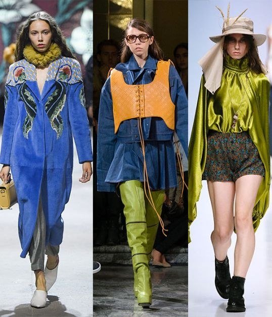 C'est comment la mode, en Russie? - 1
