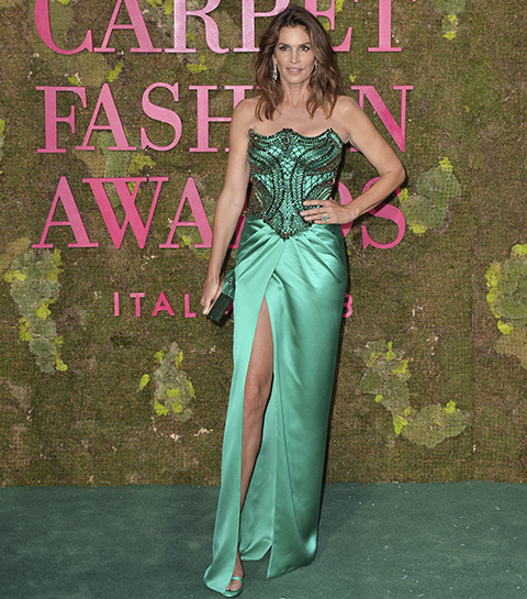 C'était comment : les Green Carpet Fashion Awards ?