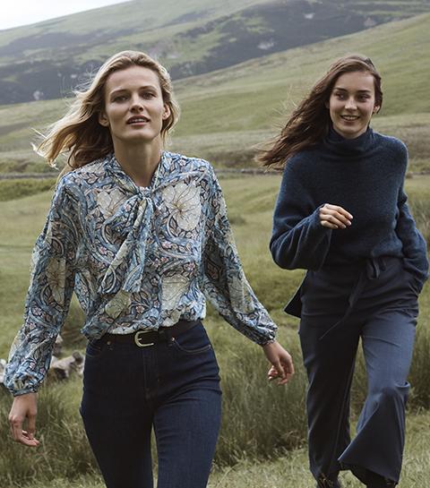 H&M x Morris & Co : la collab' pour faire tapisserie avec style