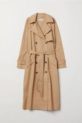 trench long h&m