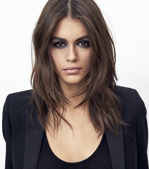 Kaia Gerber devient ambassadrice du maquillage Yves Saint Laurent