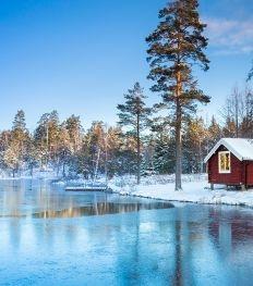 On a testé : un soin corps cocooning qui nous fait voyager en Laponie