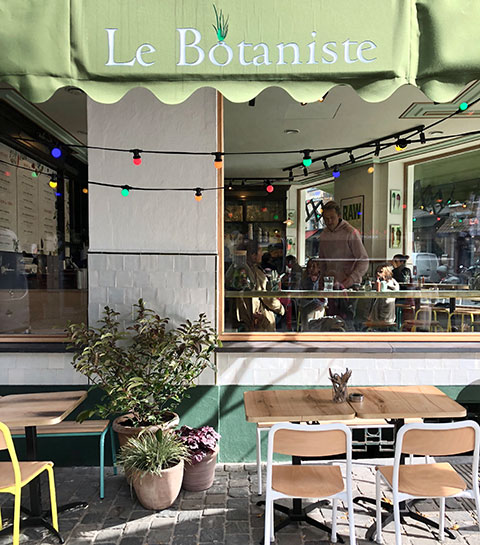 Le Botaniste : la nouvelle cantine vegan dont on est fan