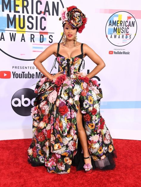 Les plus beaux looks repérés aux American Music Awards - 14