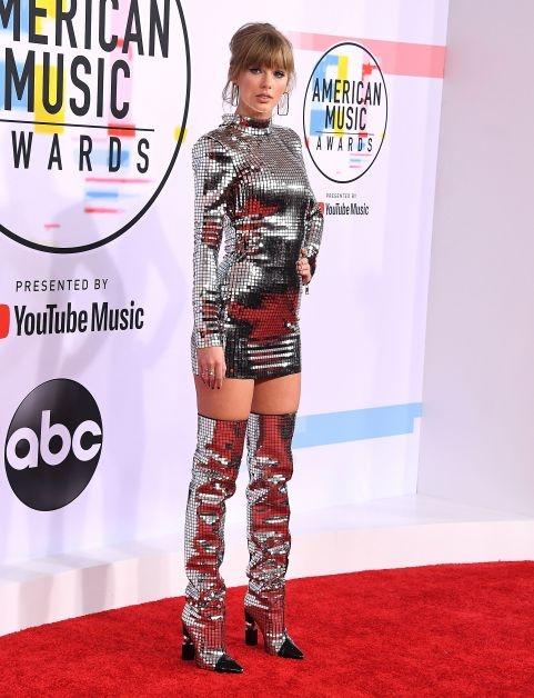 Les plus beaux looks repérés aux American Music Awards - 9