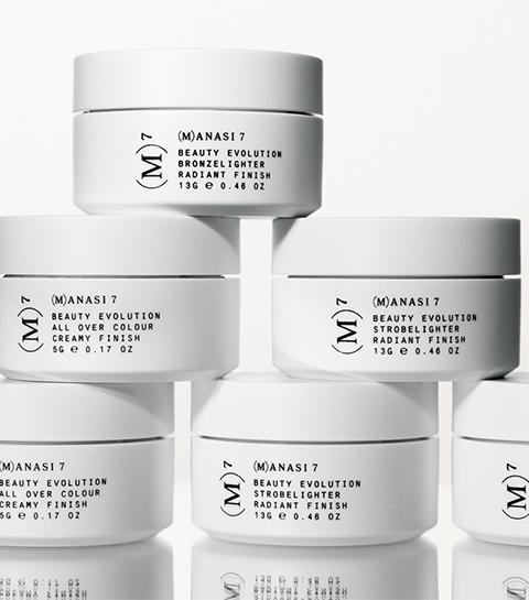 (M)anasi7, le label de beauté suédois naturel et durable
