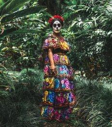 Halloween: tuto pour se maquiller en mort-vivant