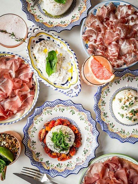restaurant italien La Bellezza