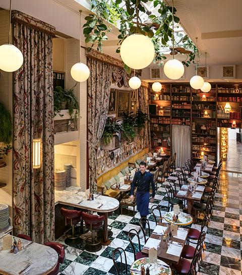 A Lille, le restaurant italien La Bellezza ou la folie des grandeurs