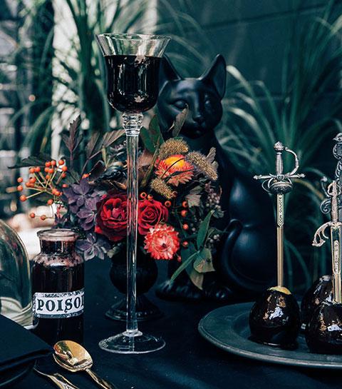 15 tables d'Halloween élégantes et raffinées pour en mettre plein la vue à vos invités