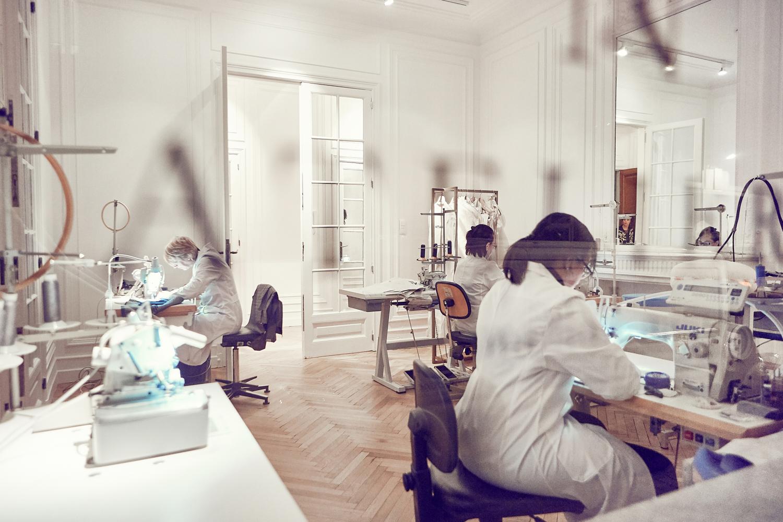Maison Natan Atelier II : visitez le coeur du savoir-faire belge - 2