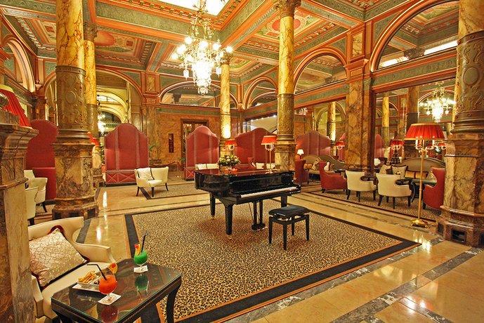 hôtel haut de gamme piano