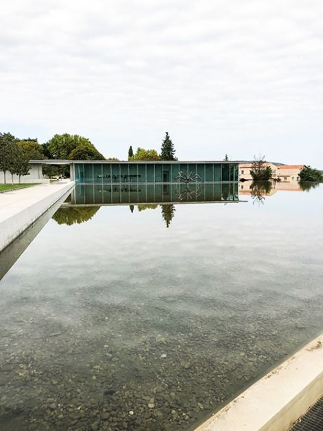 Destination week-end, La Villa La Coste en Provence