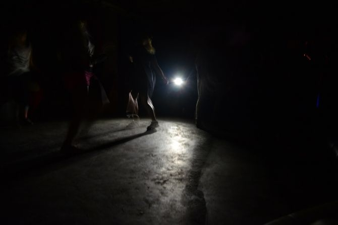 Le concept Dancing in the Dark débarque à Bruxelles - 1