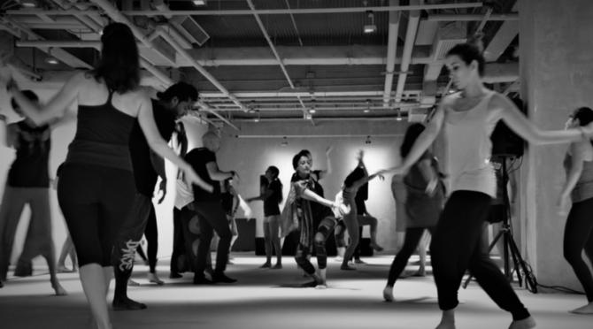 Le concept Dancing in the Dark débarque à Bruxelles - 2