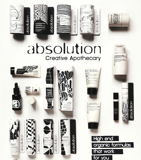 Absolution Cosmetics : une marque à découvrir absolument