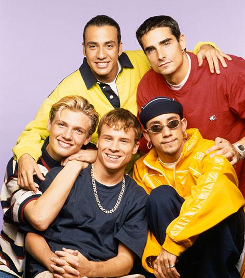 Les Backstreet Boys seront en concert en Belgique