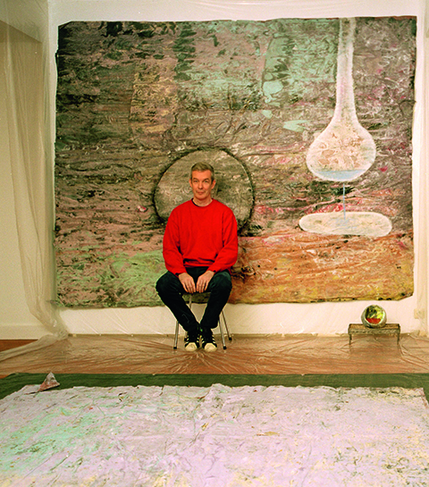 Dans l'atelier de Christophe Coppens