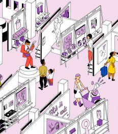 5 pop-up stores exclusifs pour les fêtes !