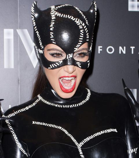 Halloween : les 10 plus beaux déguisements des stars