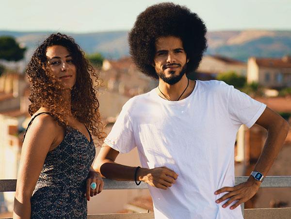 Hrach is beautiful: pourquoi faut-il soutenir ce mouvement des cheveux naturels nord-africains ? - 1