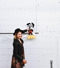 Mickey fête ses 90 ans avec un parcours street art dément à Bruxelles