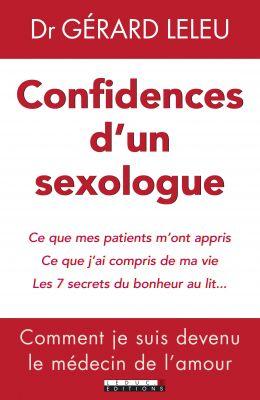 Livre confidence d'un sexologue
