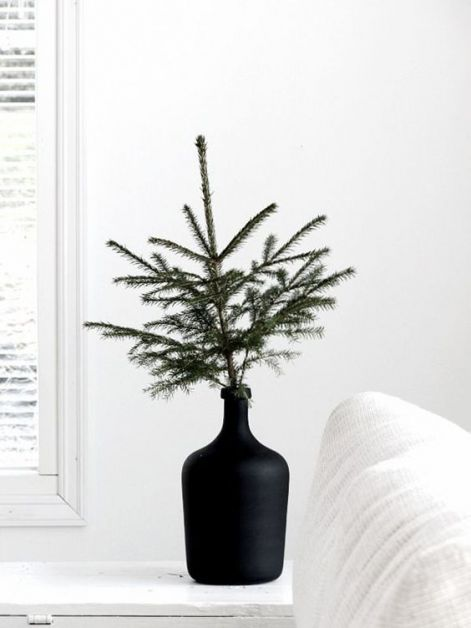 20 idées de déco minimaliste et chic pour Noël - 3