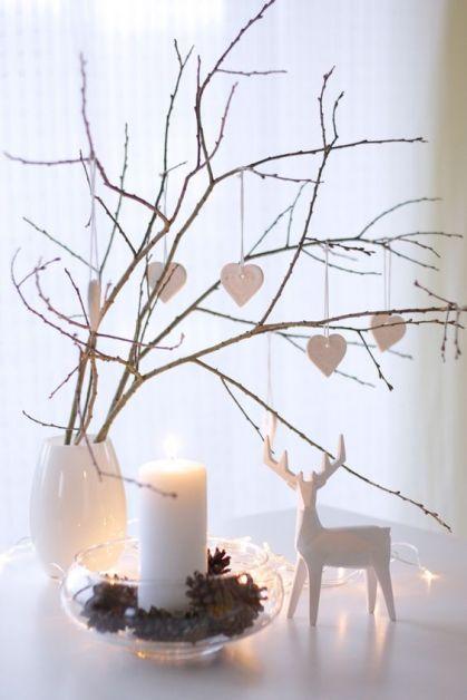 20 idées de déco minimaliste et chic pour Noël - 1