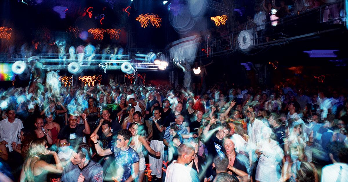 Electro party - nouvel an