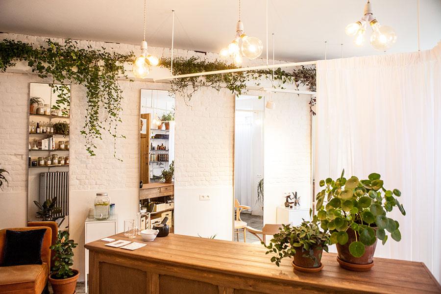 Il existe un salon de coiffure secret à Bruxelles ... - 1