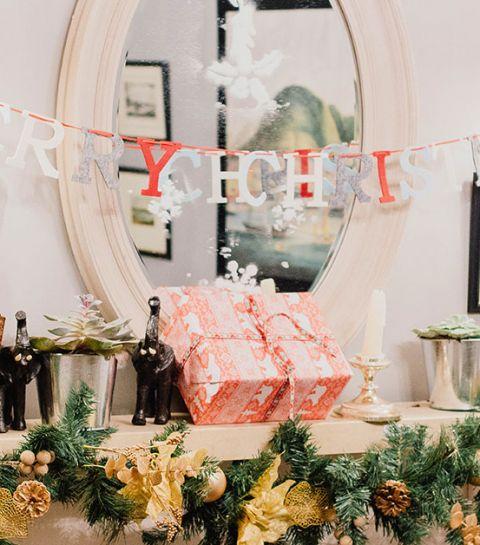 3 idées de déco insolites pour un réveillon de Noël inoubliable