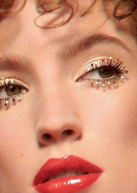EXCLUVITÉ ELLE : les plus beaux make-up des fêtes par Dior - 3