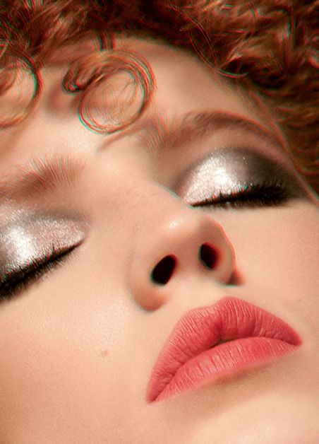EXCLUVITÉ ELLE : les plus beaux make-up des fêtes par Dior - 2
