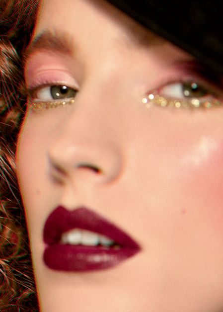 EXCLUVITÉ ELLE : les plus beaux make-up des fêtes par Dior - 4