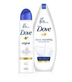Dove obtient le label PETA Cruelty Free sur tous ses produits