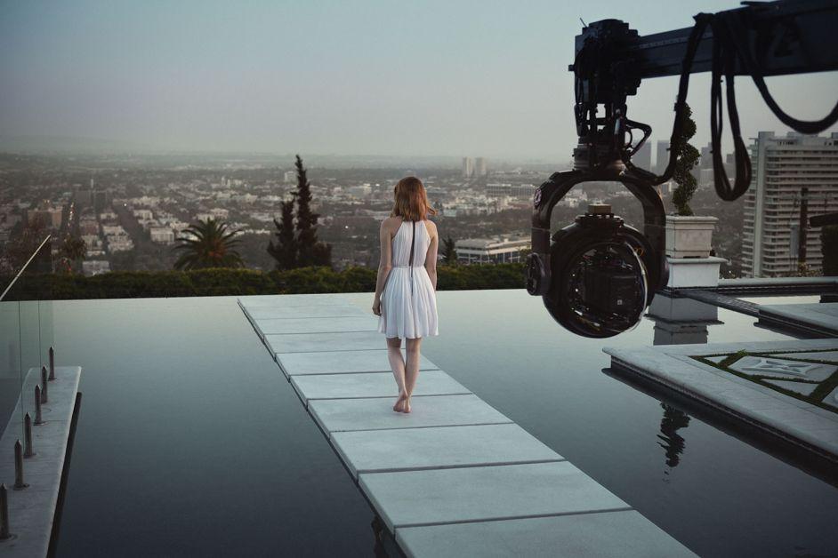 Interview : Emma Stone femme de rêves et de plaisirs - 4