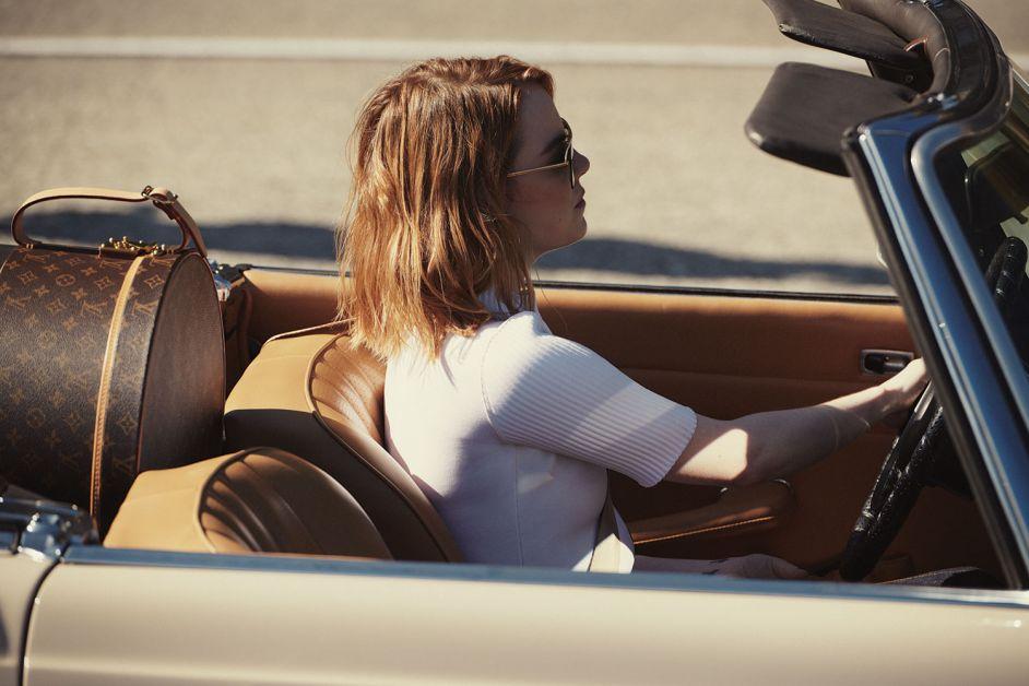 Interview : Emma Stone femme de rêves et de plaisirs - 3
